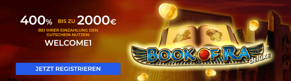 Neu book Of Ra Online Casino 2019