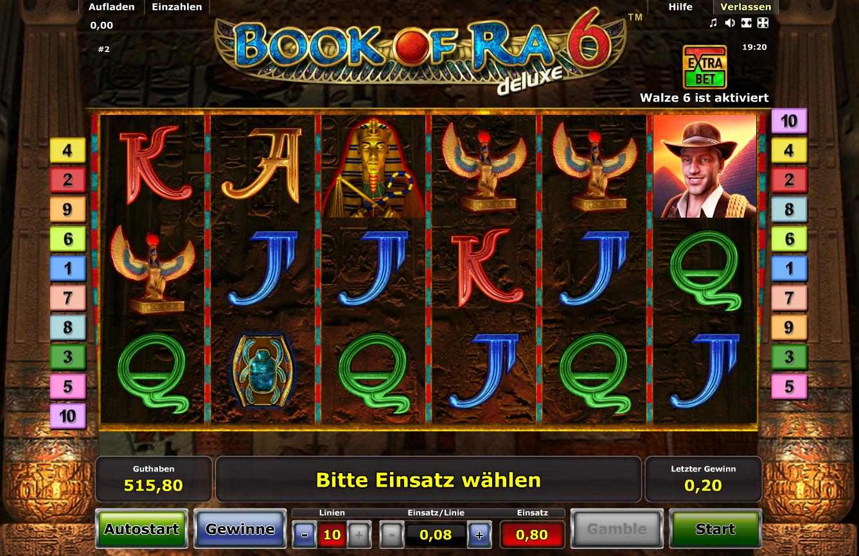 Book of Ra Online - Jetzt auch Mobil spielen 2019